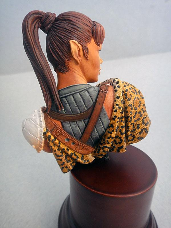 Chasseresse Elfe [buste Pegaso] - Page 2 BD_ElfHuntress_21